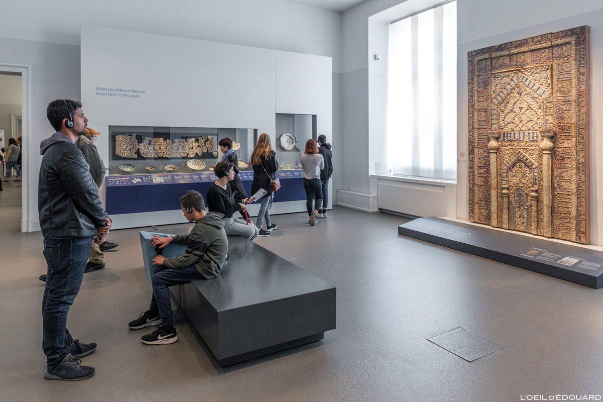 Salle Musée de Pergame - Île aux Musées de Berlin Allemagne / room Pergamonmuseum, Museumsinsel Deutschland Germany