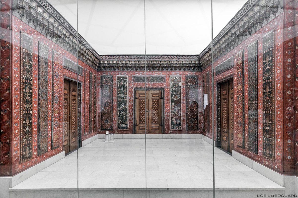Chambre d'Alep, Musée de Pergame - Île aux Musées de Berlin Allemagne / Aleppo room, Pergamonmuseum, Museumsinsel Deutschland Germany