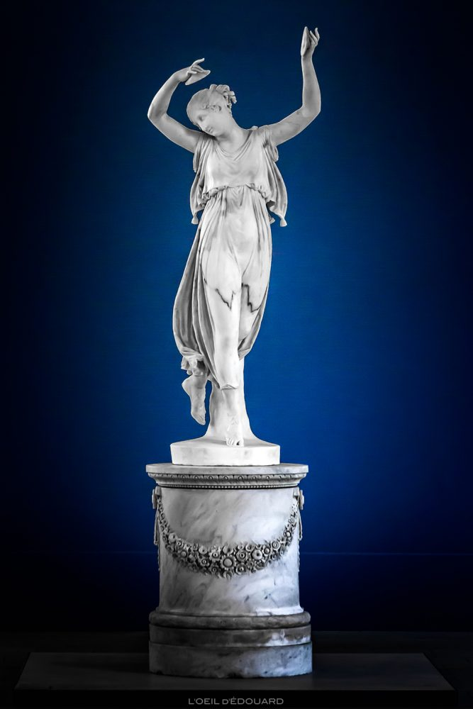 Danseuse (1809/1812) Antonio Canova - Musée de Bode Museum, Île aux Musées de Berlin Allemagne / Museumsinsel Deutschland Germany sculpture
