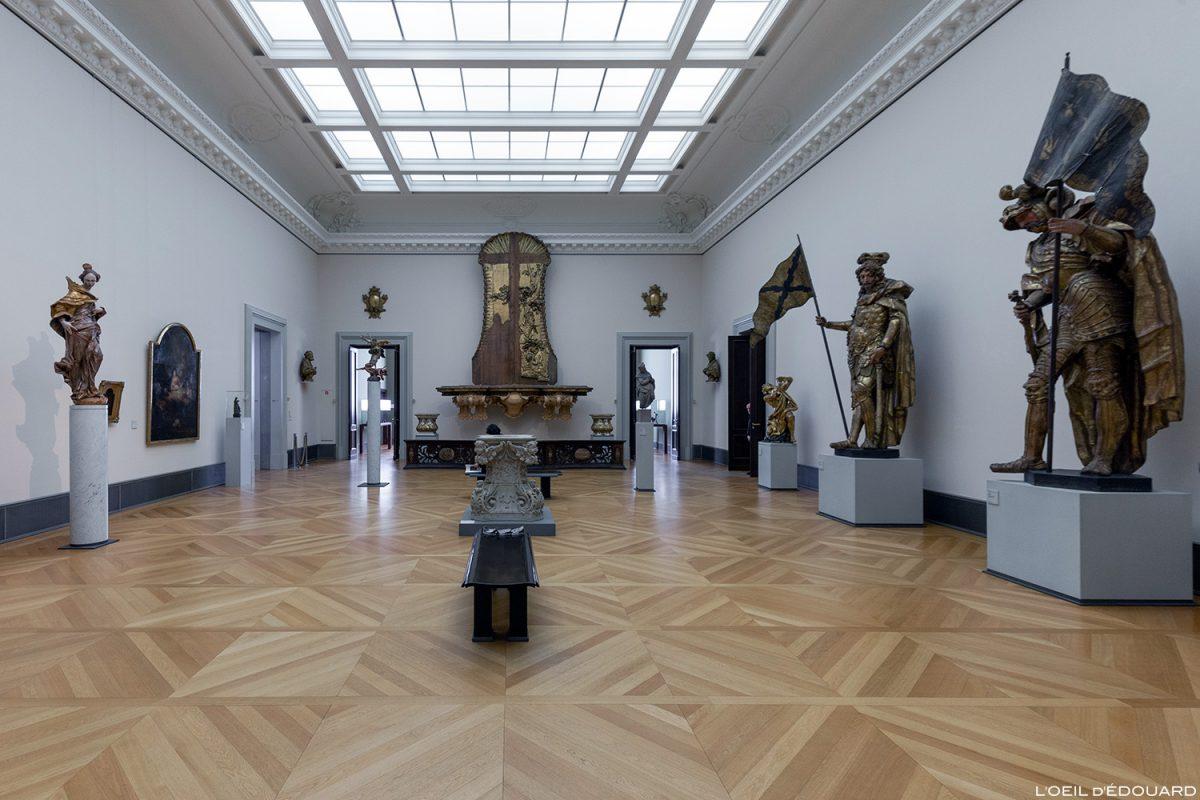 Sculptures Musée de Bode, Île aux Musées de Berlin Allemagne / Bode-Museum, Museumsinsel Deutschland Germany