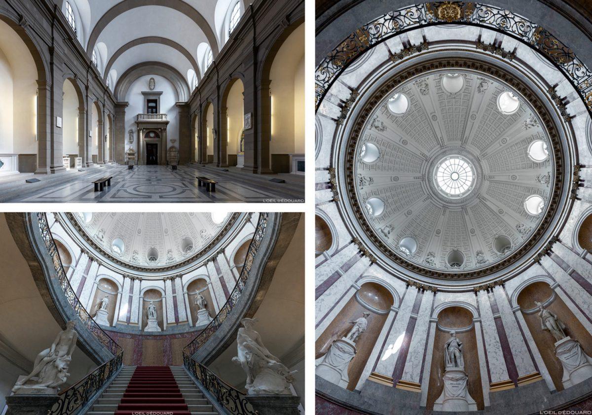 Musée de Bode Museum, Île aux Musées de Berlin Allemagne / Museumsinsel Deutschland Germany architecture néo-baroque