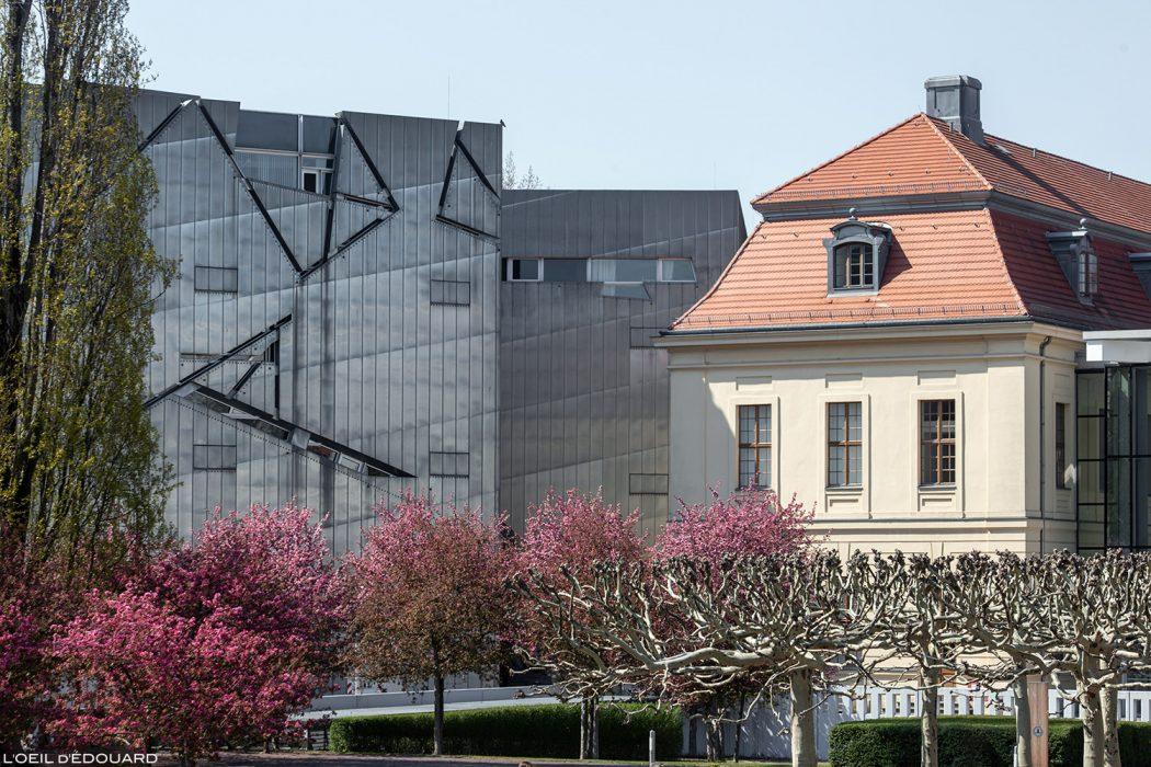 Musée Juif de Berlin Allemagne - Jüdisches Museum, Deutschland Germany - Architecture Daniel Libeskind