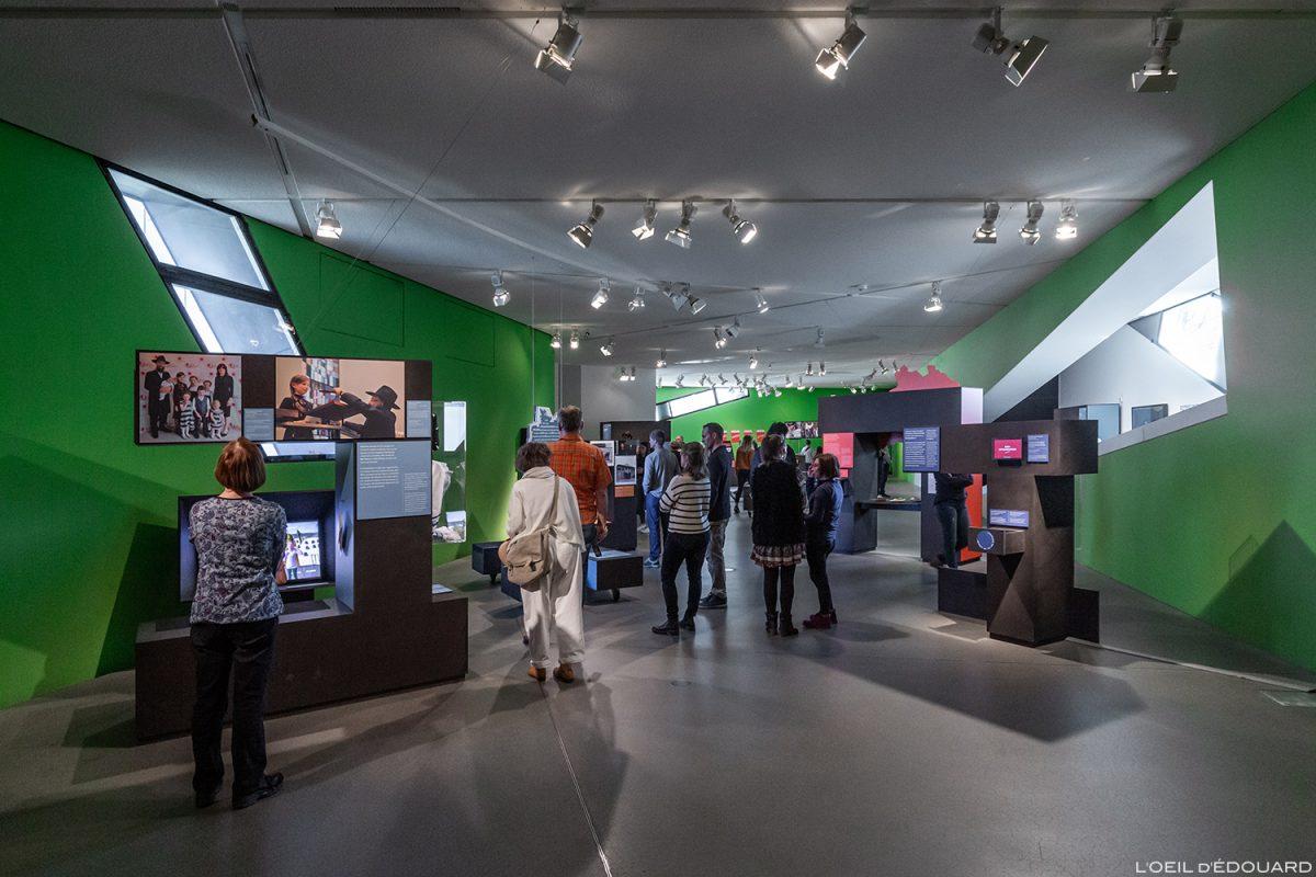Exposition collection Musée Juif de Berlin Allemagne - Jüdisches Museum Deutschland Germany Jewish Museum Exhibition