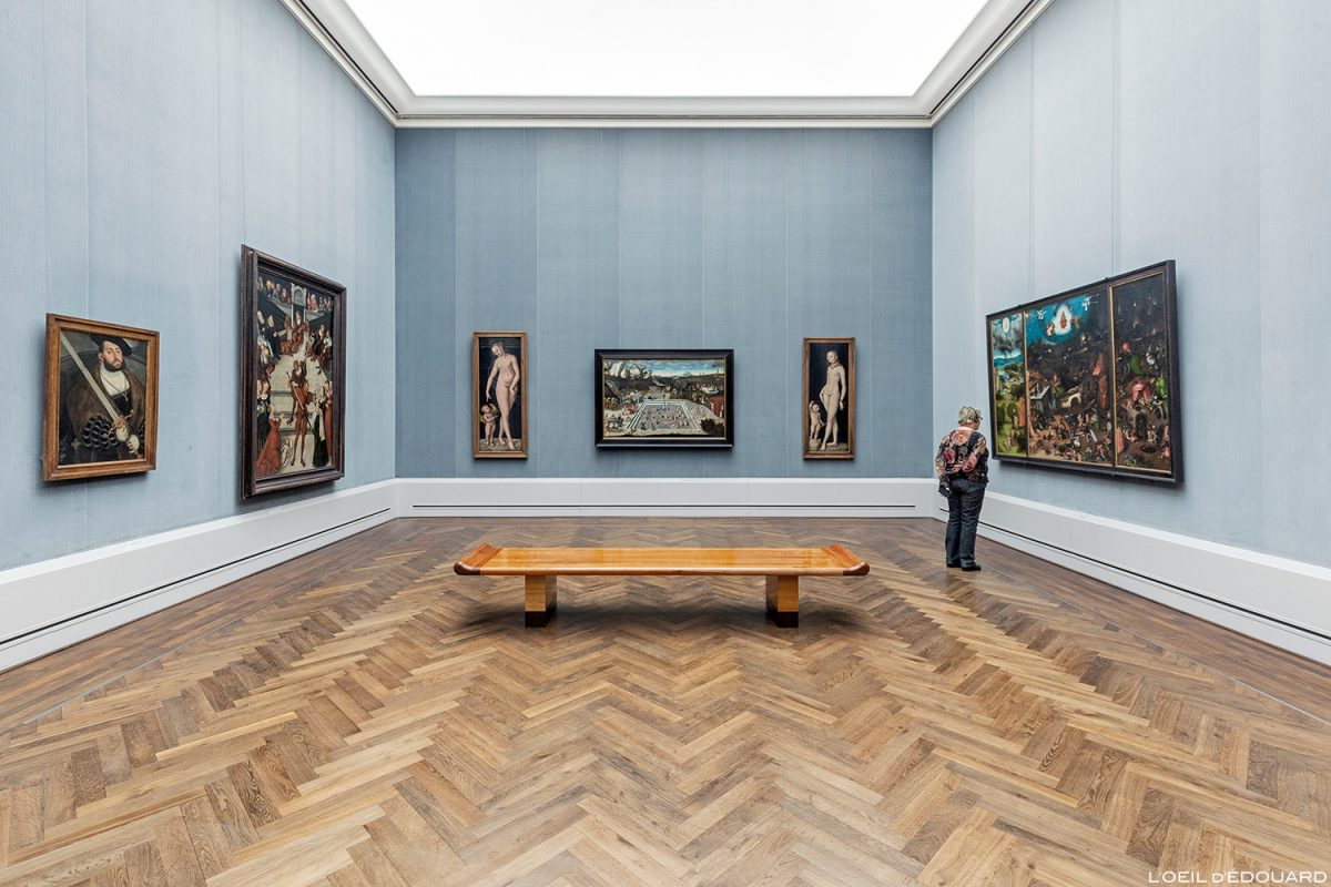 Peinture Allemande - Musée Gemäldegalerie Berlin Allemagne Deutschland Germany German painting