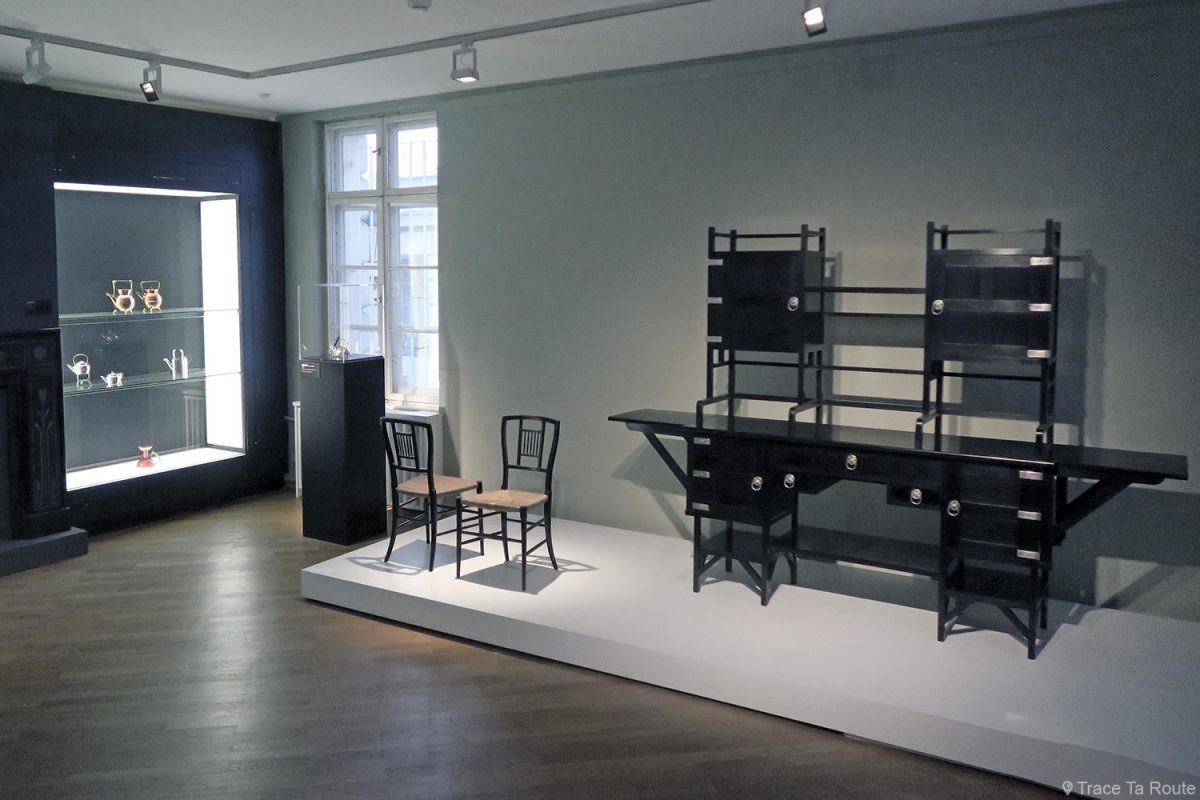 Musée du Design Bröhan Museum, Berlin Allemagne Deutschland Germany - Art Nouveau, Art Déco & Fonctionnalisme