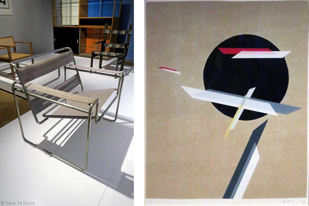 László Moholy-Nagy - Musée du Design Bröhan Museum, Berlin Allemagne Deutschland Germany - Art Nouveau, Art Déco & Fonctionnalisme