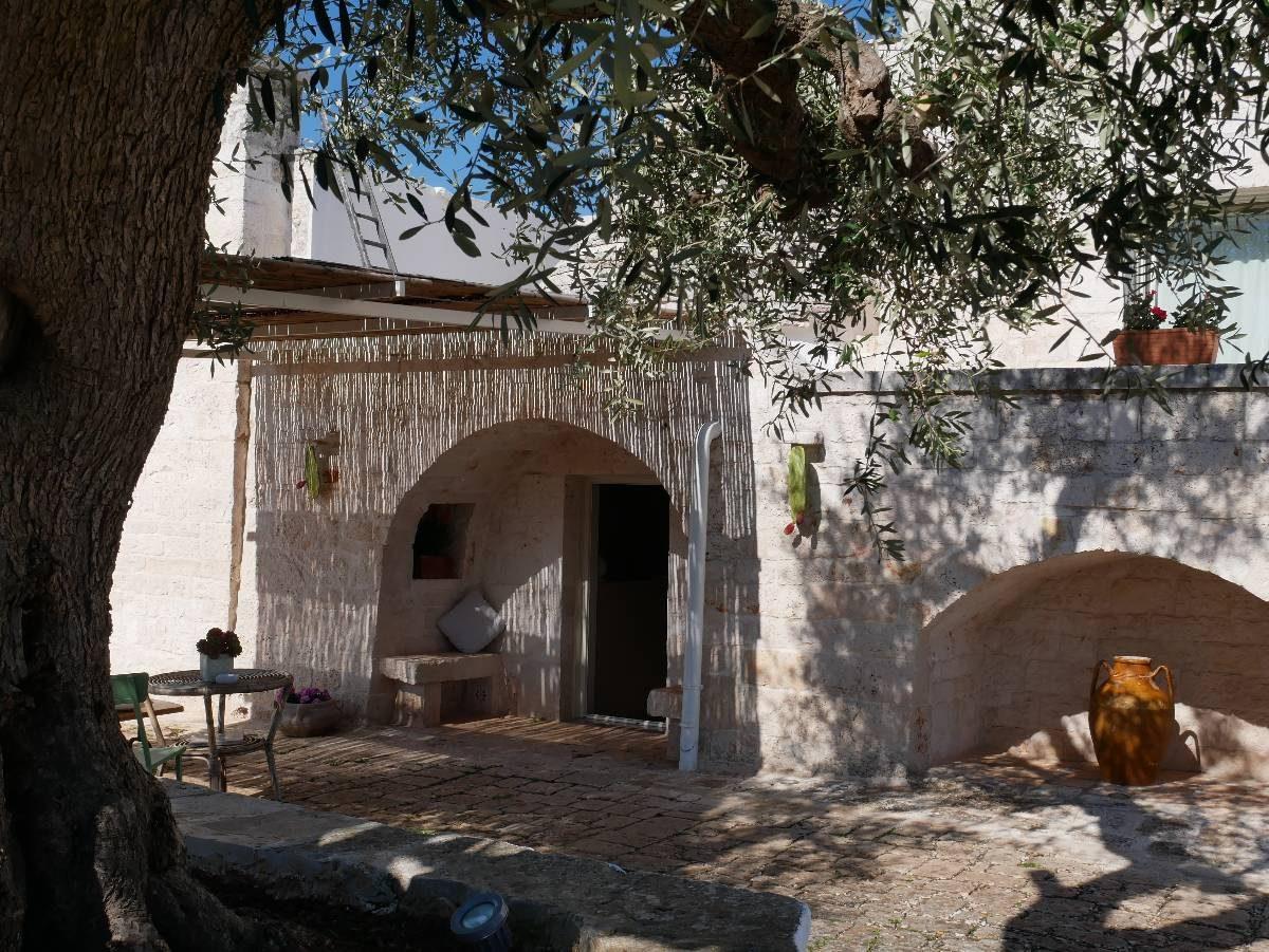Chambre d hôtes dans le sud de L'italie, dans la vallée d'Itria