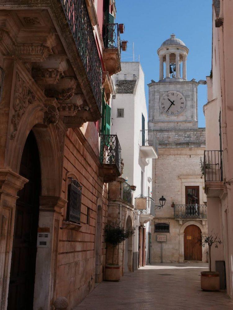 Lecce, ville baroque dans le sud de l'Italie