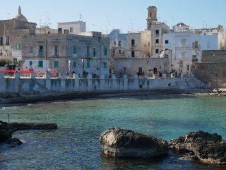 5 jours dans les Pouilles, Monopoli, villages des Pouilles en Italie.