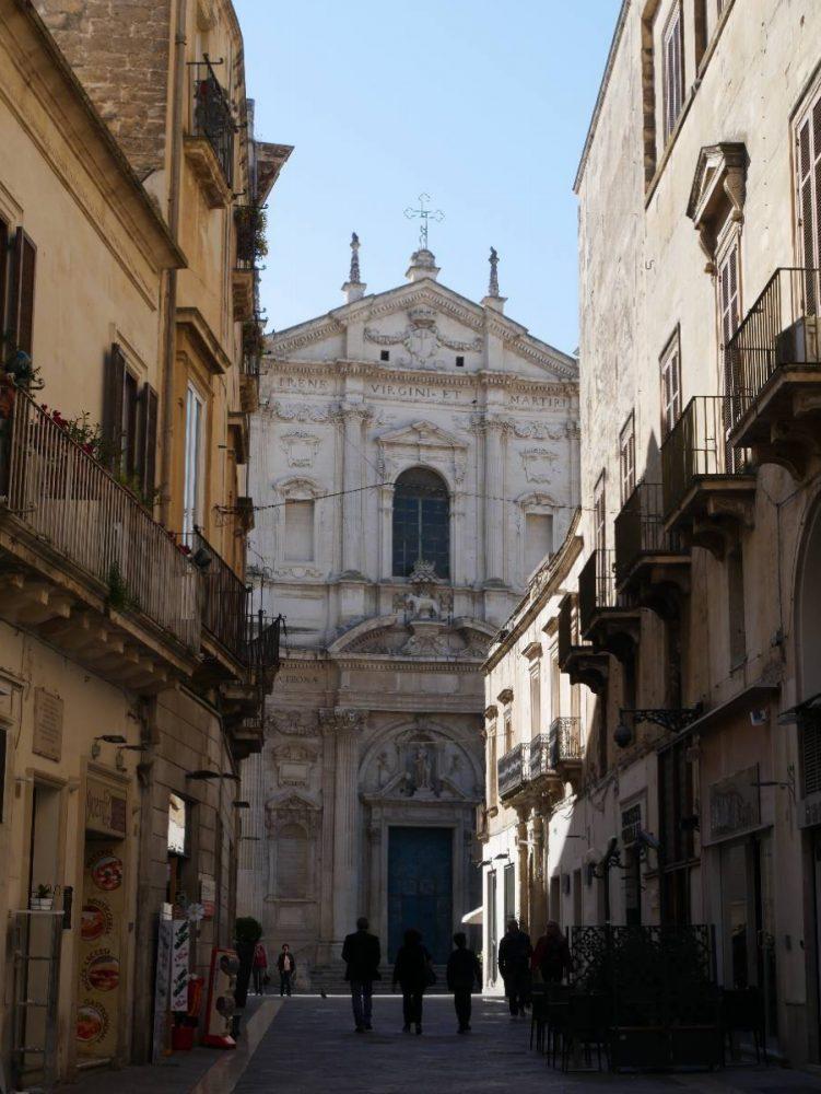 Week end a Lecce dans le sud de l Italie, Pouilles
