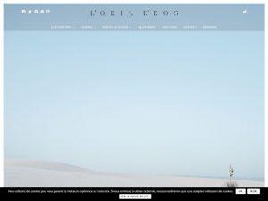 L'Oeil d'Eos - Blog voyage et photo