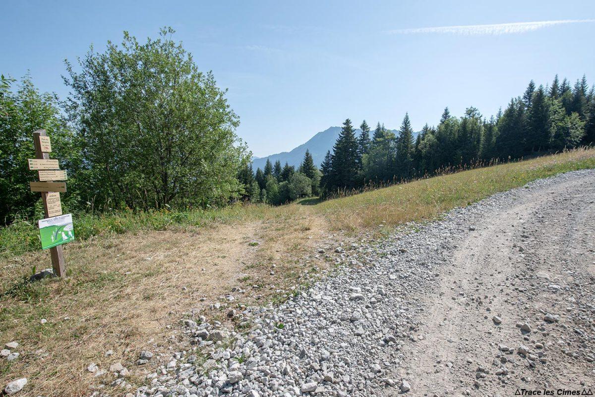 Itinéraire piste de ski Seythenex La Sambuy Haute-Savoie Alpes - Paysage Montagne Randonnée Alpes Outdoor Mountain Landscape Hike Hiking