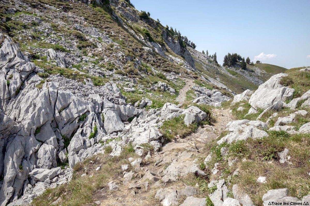 Randonnée la Pointe de La Sambuy, Haute-Savoie Alpes - Paysage Montagne Randonnée Alpes Outdoor Mountain Landscape Hike Hiking
