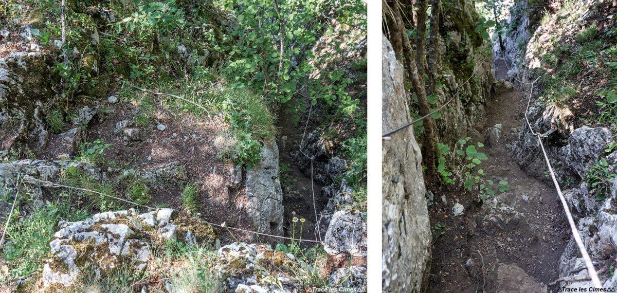 Pas de l'Ours - Randonnée La Sambuy Haute-Savoie Alpes - Montagne Alpes Outdoor Mountain Hike Hiking
