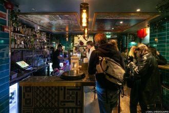 Bar Baras Backe, Stockholm Suède Sweden Sverige