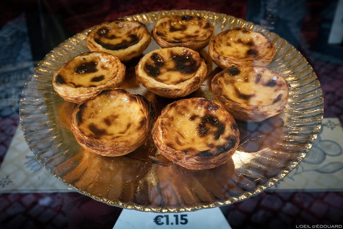 Pasteis de Nata, Belém, Lisbonne Portugal Lisboa food
