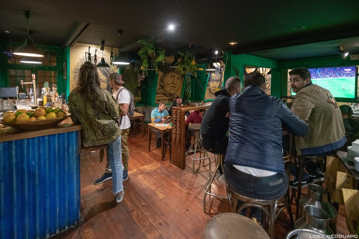 Bar El Gordo Sul Americano, Lisboa Portugal Lisbonne