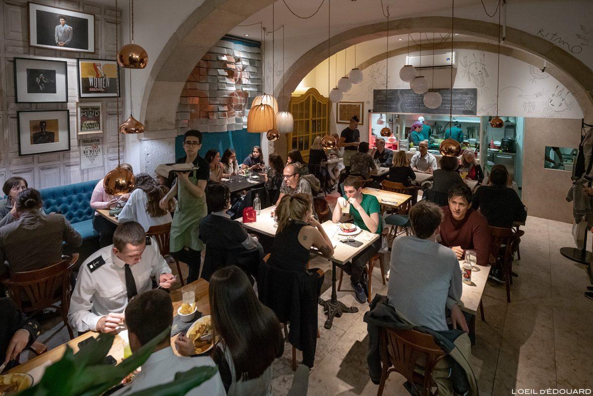 Ao 26 Vegan Food Project Lisboa Portugal - Restaurant végétarien