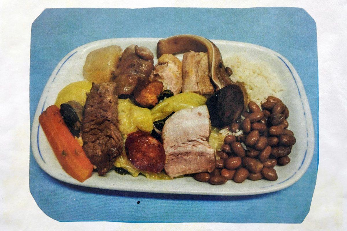 Cozido a Portuguesa Lisboa Portugal Lisbonne - Portuguese food