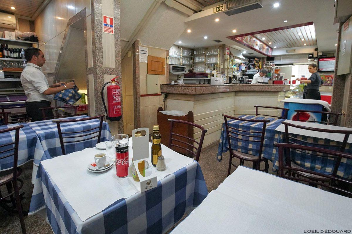 Restaurant A Continental Snack, Lisboa Portugal Lisbonne food