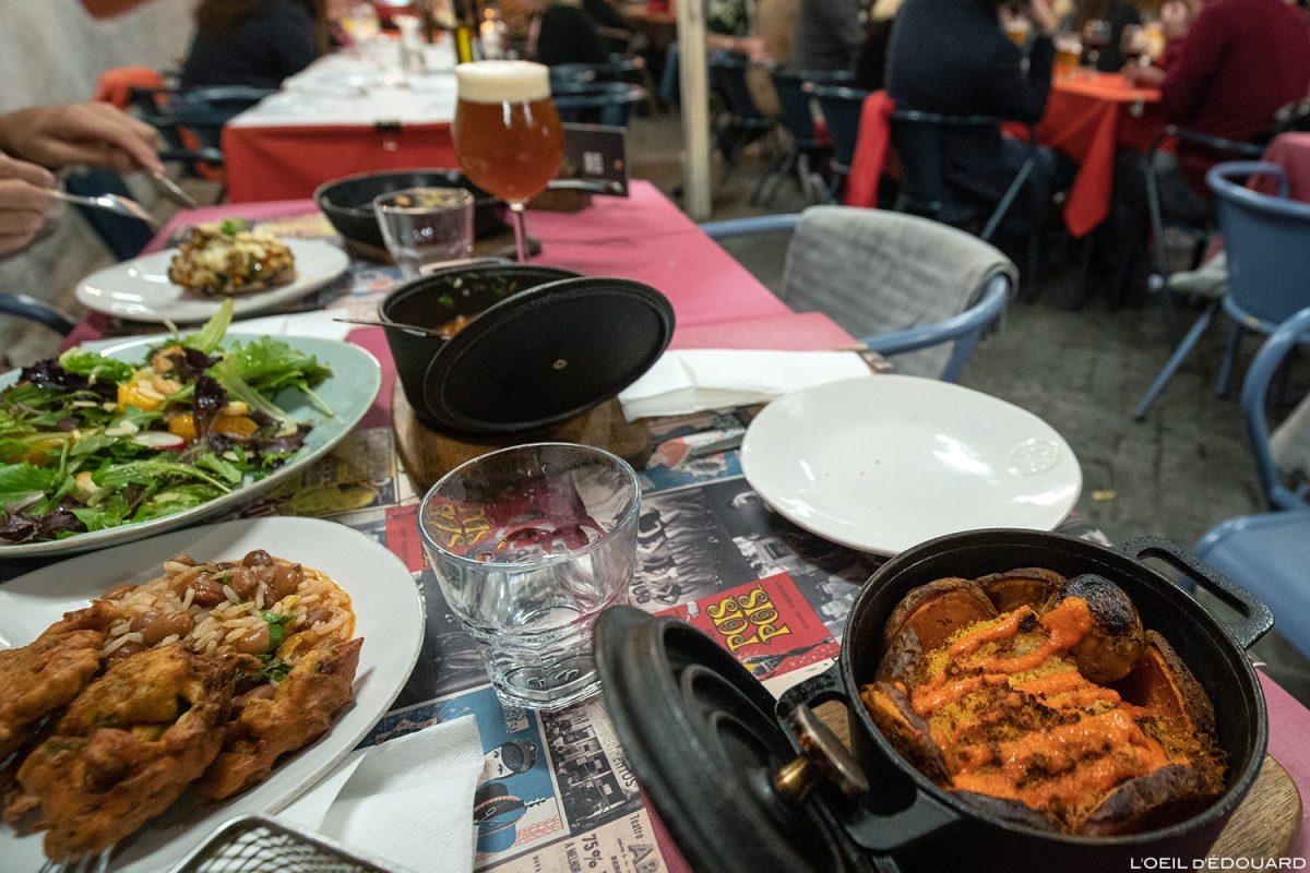 Restaurant Solido, Lisbonne Portugal Lisboa food