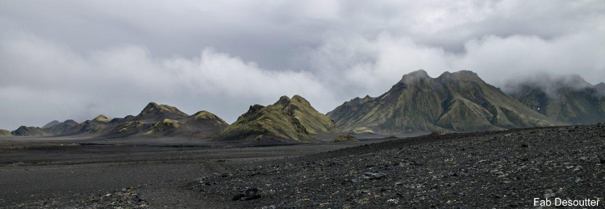 Storkonufell et Smafjallarani - Paysage Trek Laugavegur Landmannalaugar Thorsmörk Islande Montagne Trekking Iceland Landscape Mountain Islensk Outdoor Wild