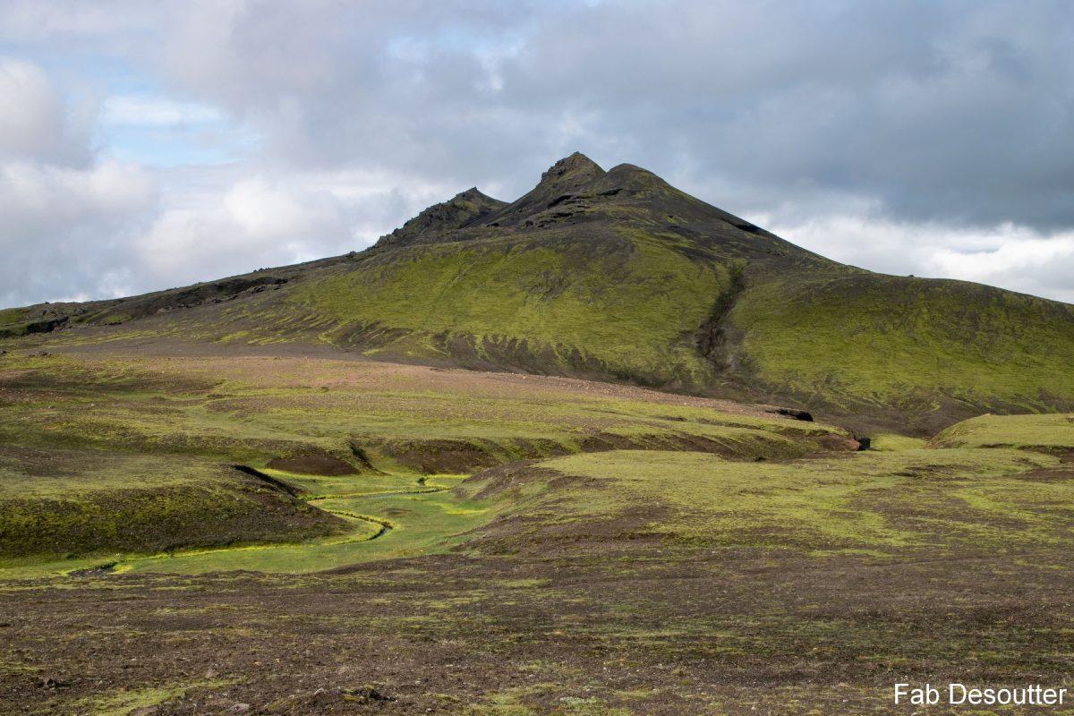 Paysage Montagne Torfatindar Mountain Trek Laugavegur Landmannalaugar Thorsmörk Islande Montagne Trekking Iceland Landscape Islensk Outdoor Wild