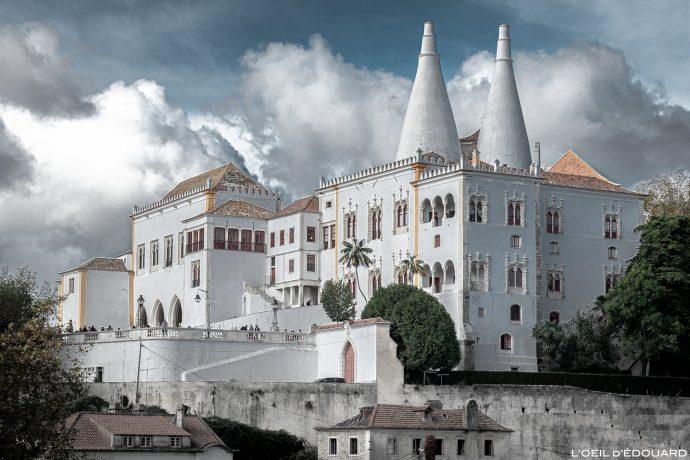 Palais National de Sintra Portugal Lisbonne - Palacio Nacional Sintra Portugal Lisboa