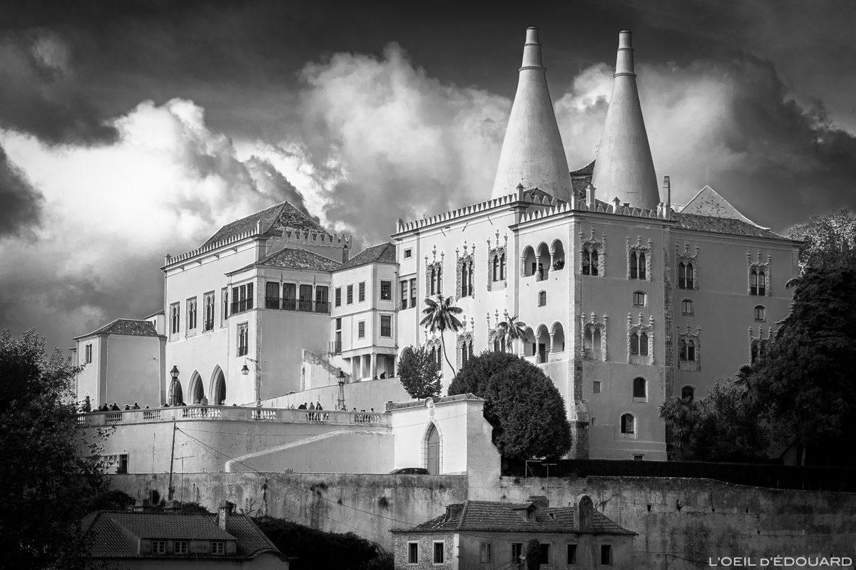 Palais National de Sintra Portugal Lisbonne - Palacio Nacional Sintra Portugal Lisboa © L'Oeil d'Édouard - Tous droits réservés
