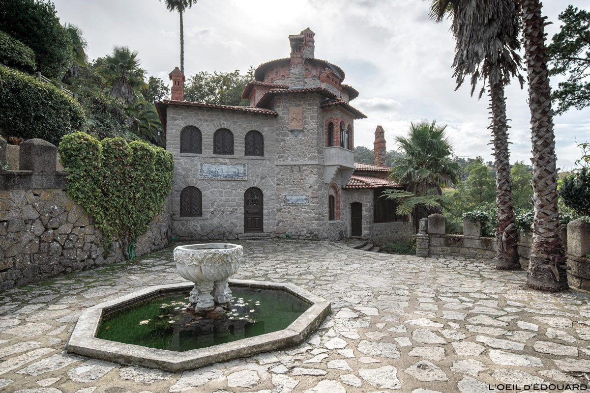 Maison Vila Sassetti, Parque dos Merendas Sintra Portugal house