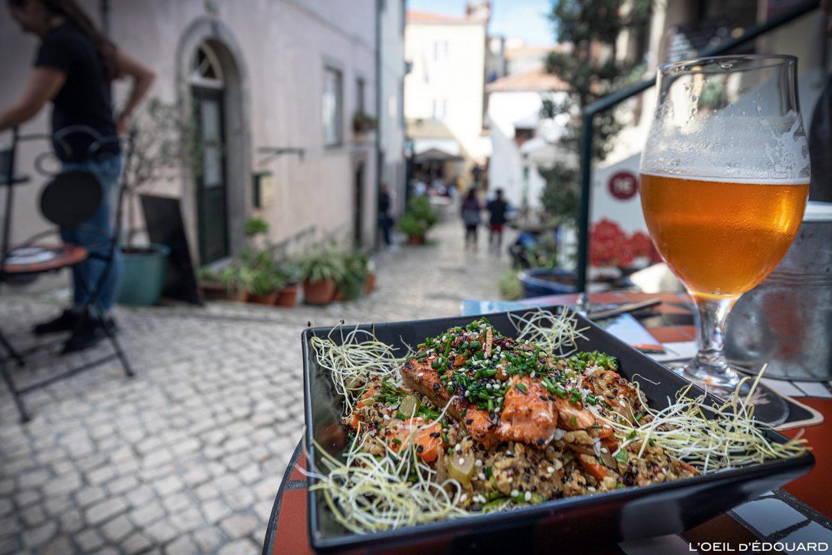 Restaurant Raiz Grab&Go Sintra Portugal food © L'Oeil d'Édouard - Tous droits réservés