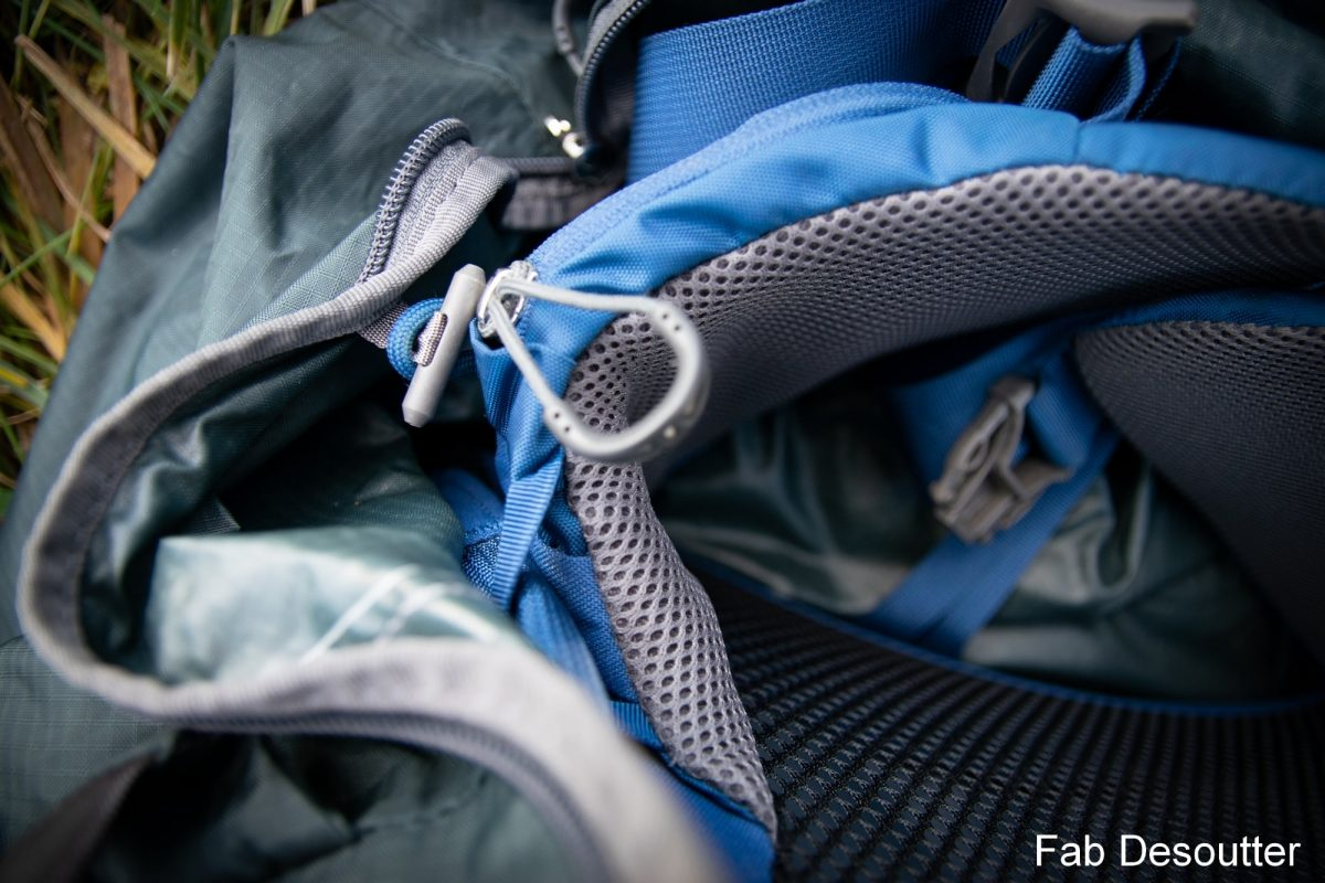 Test Sac à dos Osprey Farpoint Trek 75 backpack review