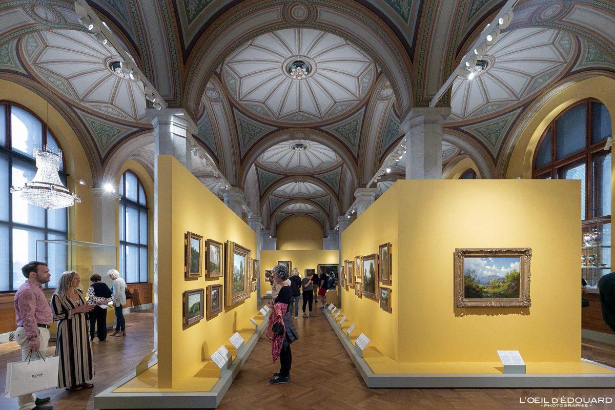 Musée National Nationalmuseet Norrmalm Stockholm Suède Sweden Sverige art painting museum architecture