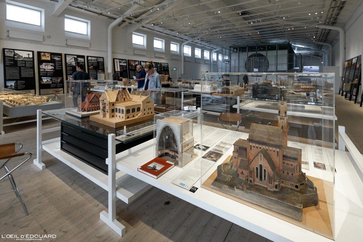 Musée Modernamuseet Skeppsholmen Stockholm Suède Sweden Sverige art museum architecture design