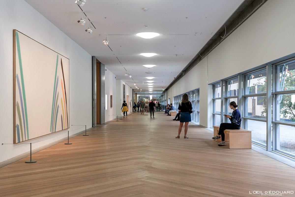 Galerie Musée Modernamuseet Skeppsholmen Stockholm Suède Sweden Sverige art museum