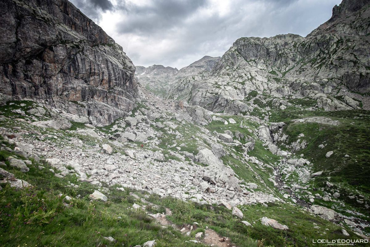 Randonnée Vallon de la Gordolasque - Massif du Mercantour Alpes-Maritimes Provence-Alpes-Côte d'Azur / Paysage Montagne Randonnée Trek Outdoor Landscape Mountain Hike Hike Trekking