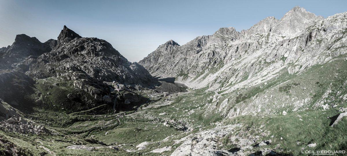 Randonnée Plaine de la Fous - Massif du Mercantour Alpes-Maritimes Provence-Alpes-Côte d'Azur / Paysage Montagne Trek Outdoor Landscape Mountain Hike Hike Trekking