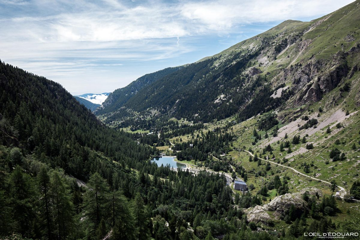 Sentier de randonnée Vallon de Gordolasque - Vallée des Merveilles - Massif du Mercantour Alpes-Maritimes Provence-Alpes-Côte d'Azur / Paysage Montagne Trek Outdoor Landscape Mountain Hike Hike Trekking