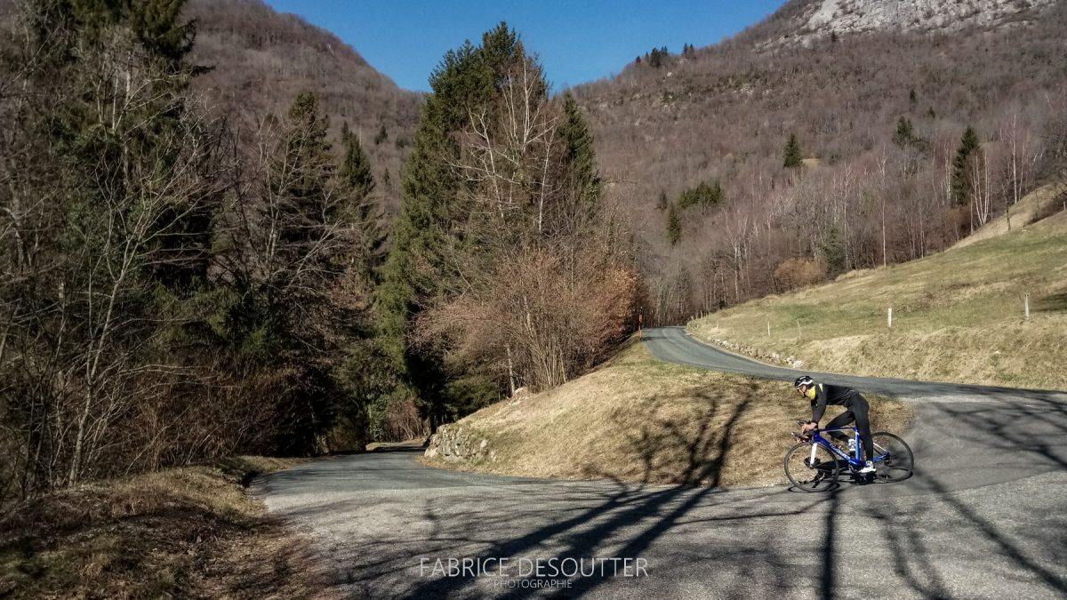 Cyclisme vélo - Massif des Bauges Outdoor road bike