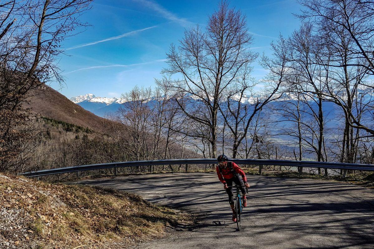 Cyclisme Col de Marocaz en vélo - Massif des Bauges Outdoor road bike