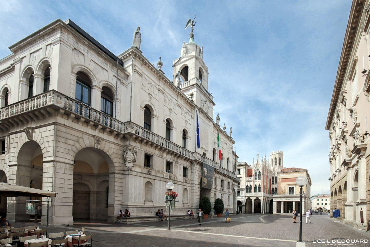 Palazzo Moroni, Padoue Italie - Via VIII Febbraio, Comune di Padova Italia Italy architecture
