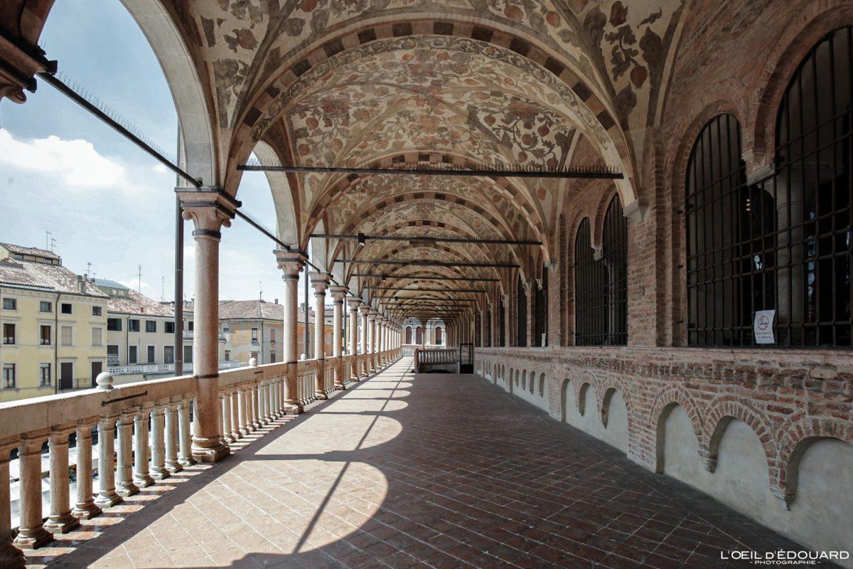Loggia Palazzo della Ragione, Padoue Italie - Padova Italia Italy