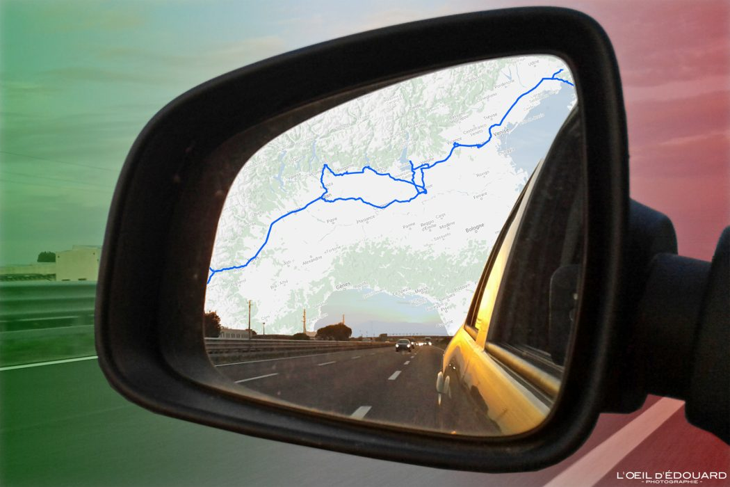 Voyage 2 semaines Road Trip dans le Nord de l'Italie par les Lacs italiens et villes - viaggio Norte Italia North Italy travel citytrip