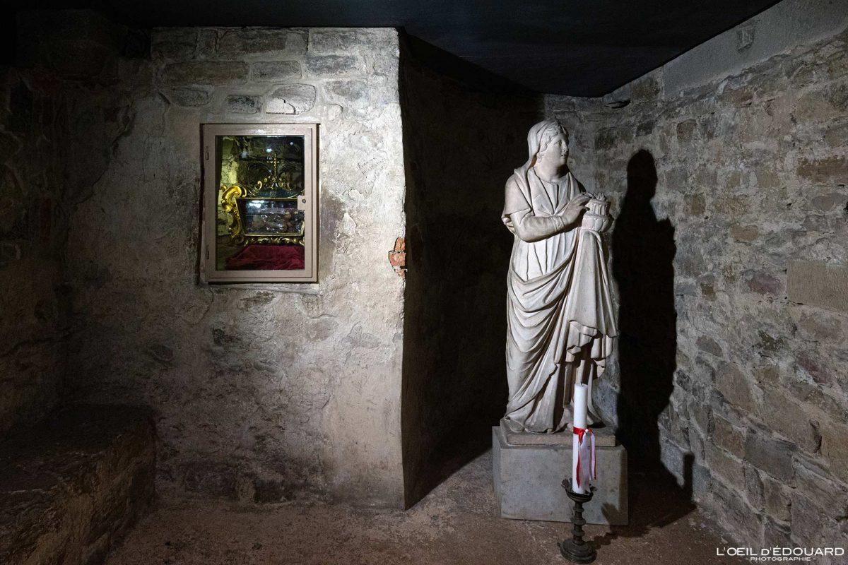 Visite Crypte Cathédrale de Florence Toscane Italie - Cripta Santa Reparata Cattedrale di Santa Maria del Fiore Duomo Firenze Toscana Italia Tuscany Italy church architecture