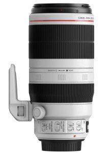Objectif appareil photo reflex Canon EF 100-400 mm f:4.5-5.6L II USM IS