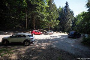 Parking Pré Vernet - randonnée au Mont Veyrier - Annecy Haute-Savoie Alpes France Forêt Montagne - Mountain Forest French Alps Outdoor Hike Hiking