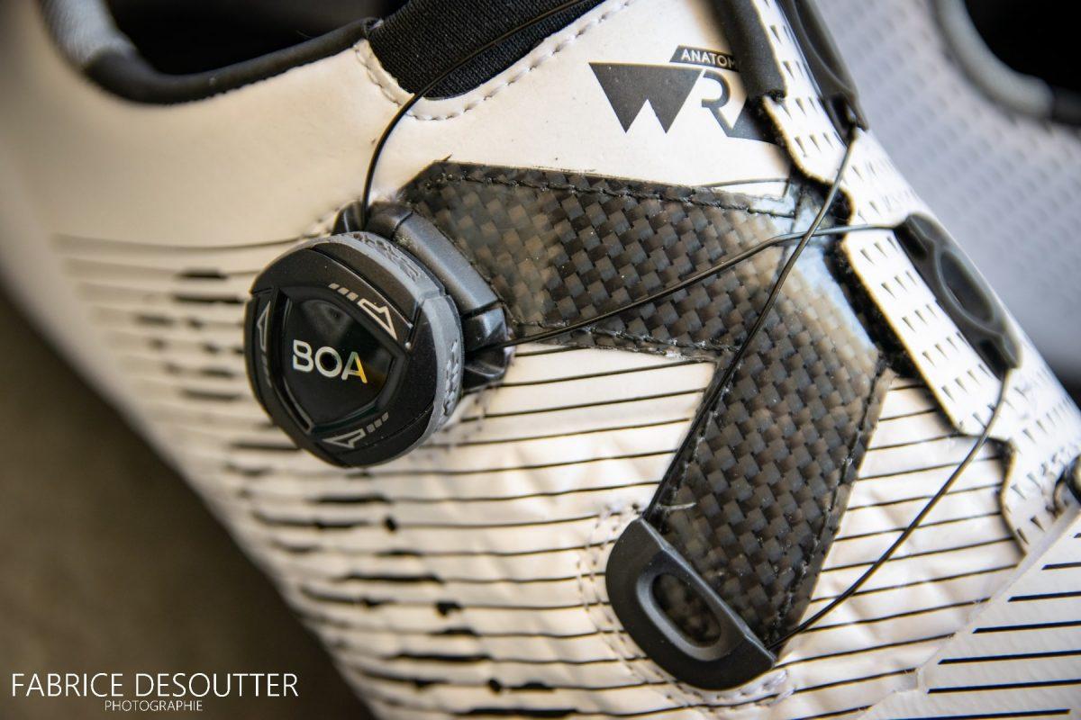 Système Boa system - Test chaussure de cyclisme Suplest Edge 3 bike shoes review