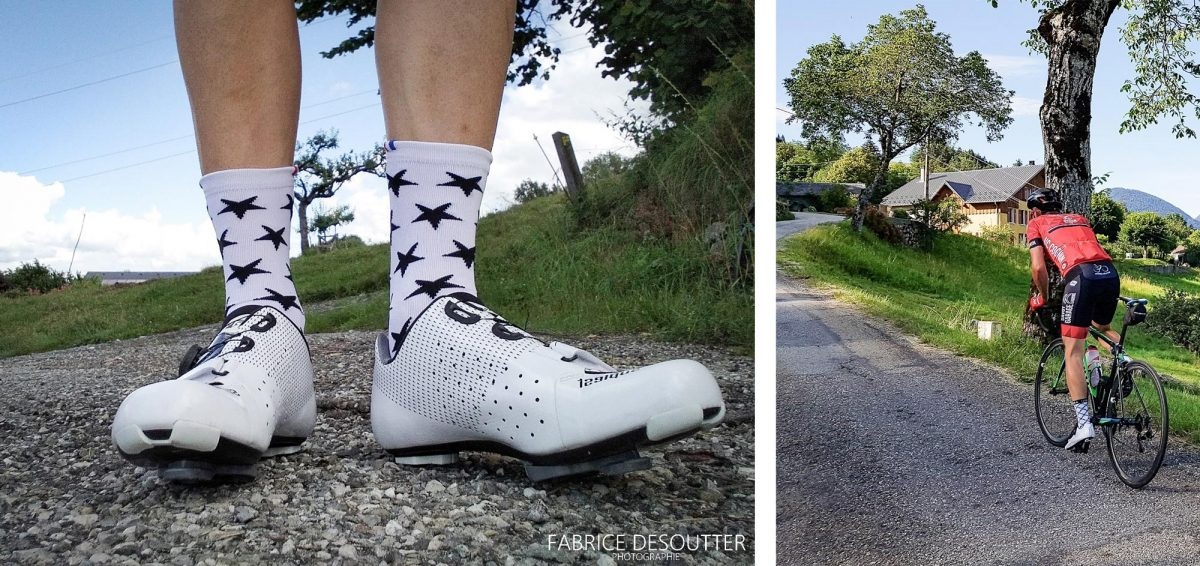 Test chaussure de cyclisme Suplest Edge 3 bike shoes review