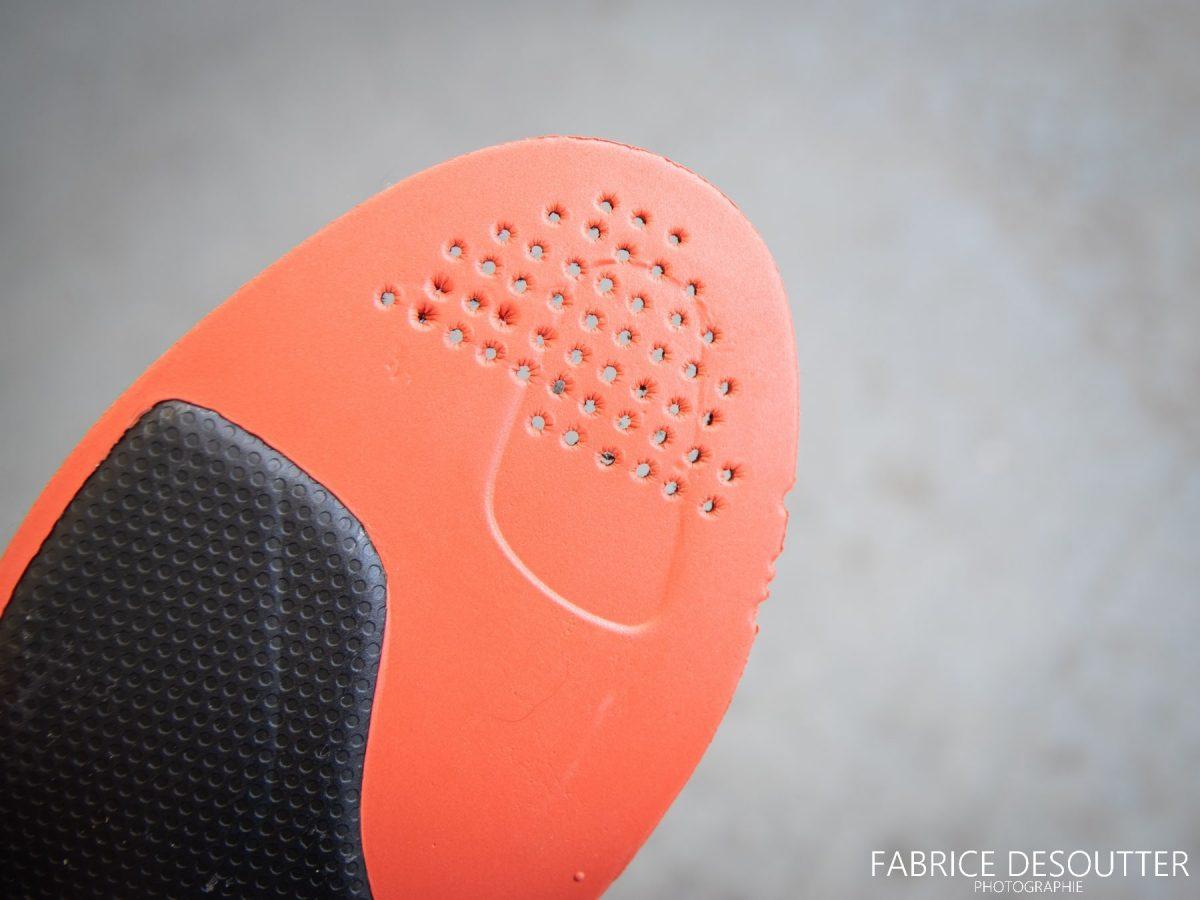 Semelle Test chaussure de cyclisme Suplest Edge 3 bike shoes review