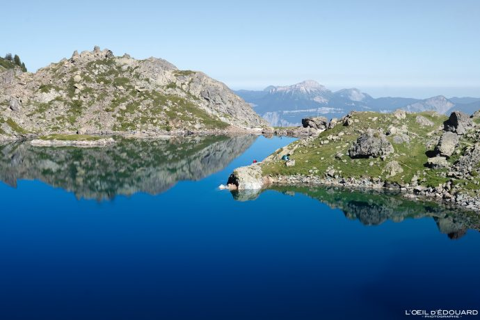 Lac du Crozet Belledonne Isère Alpes France Paysage Montagne Outdoor hike hiking French Alps Lake Mountain Landscape